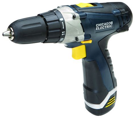 12 Volt 3 8 In Lithium Ion Cordless Variable Speed Drill