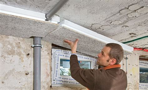 decke dämmen und abhängen balkon isolieren und d 228 mmen sanierung incl d mmung