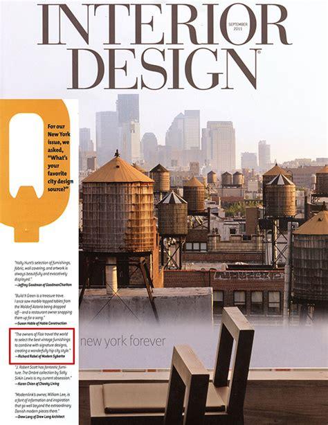nyc interior designer richard rabel   media