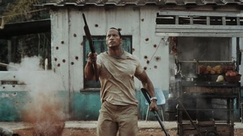 dwayne johnson tattoo in the rundown the rundown 2 sequel looking for writers says director