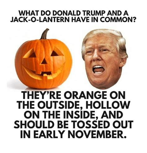 what do do what do donald and a o lantern in common