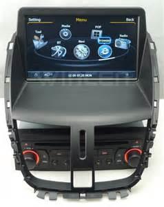 Radio Peugeot 207 Autoradio Peugeot 207 Autoradio Con Navigatore Per