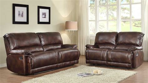 Brown Microfiber Sectional With Recliner Brown Microfiber Reclining Sofa Hereo Sofa