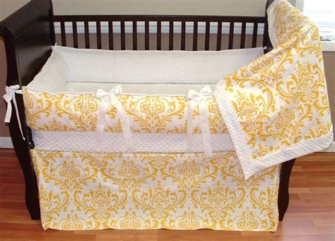 Yellow Crib Blanket by Top 25 Ideas About Baby Bedding Sets On