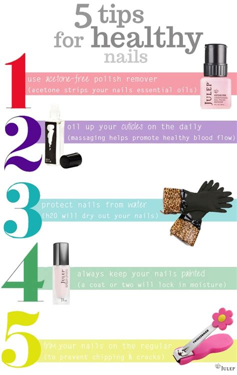 14 Tips For Healthy Manicure by 13 Tips For Healthy Nails Nail Designs Mag