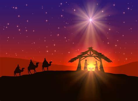 christian christmas background  star catholic foundation green bay wicatholic