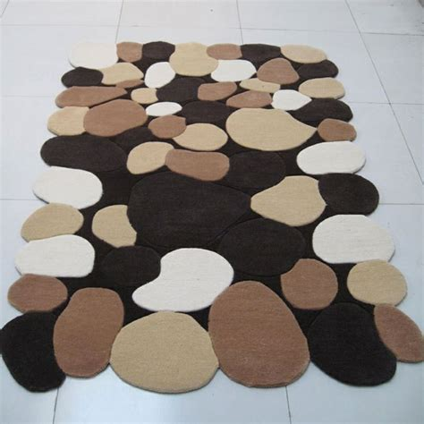 different shaped rugs unique shaped rugs home design