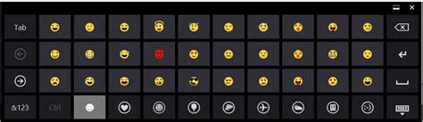 emoji for windows how to enter and use emoji on windows 8 1 scott hanselman