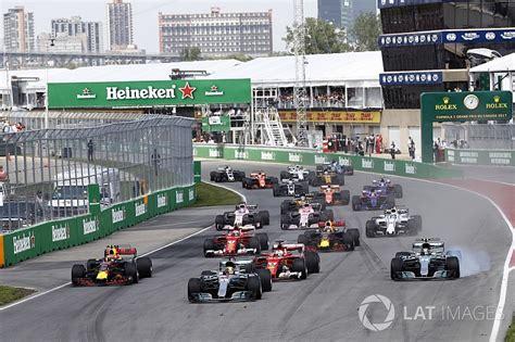 Calendrier 2018 Formule 1 La F1 R 233 V 232 Le Le Calendrier 2018 Et La Date Du Gp De