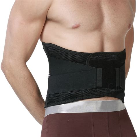 Lumbar Support by Adjustable Pull Lumbar Support Lower Waist Back