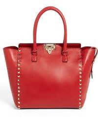 Valentino Laminated Vitello Bow Tote by Valentino Handle Patent Leather Bow Bag In Lyst