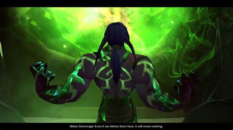 libro world of warcraft illidan the destiny of illidan stormrage part 4 illidan s