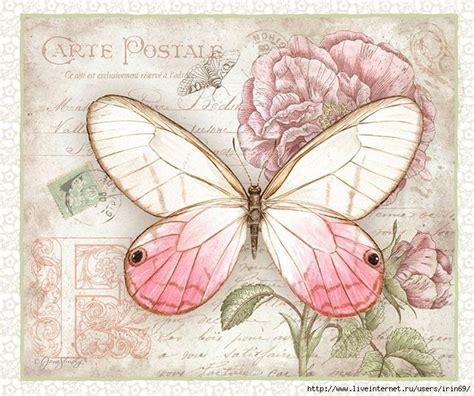 Butterfly Decoupage - dekupaj desenleri da ara dekupaj