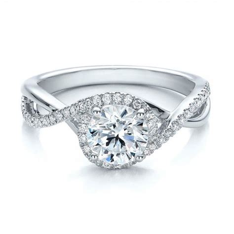 10 best ideas about flat engagement rings on