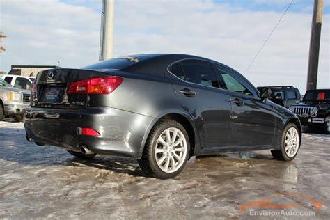 lexus cars 2006 2006 lexus is250 awd premium pkg envision auto