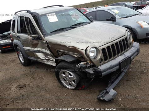2006 Jeep Grand Parts Used Parts 2006 Jeep Liberty 4x4 3 7l V6 42rle Automatic