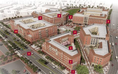 Multi Family Floor Plans by A Sneak Preview Of Usc Village Trojan Family Magazine