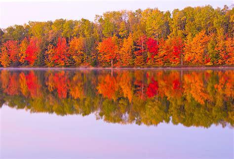 in color michigan michigan fall color fall foliage color fall color