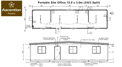 portable building floor plans portable building hire perth ascention assets
