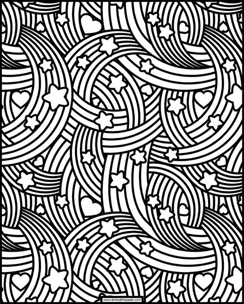 rainbow coloring sheet don t eat the paste rainbow coloring page