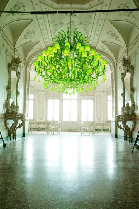 green glass room fluorescent decor neon interior design ideas to brighten