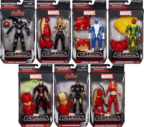 Pajangan Figure Marvel Set 6 marvel legends infinite series 3 marvel legends