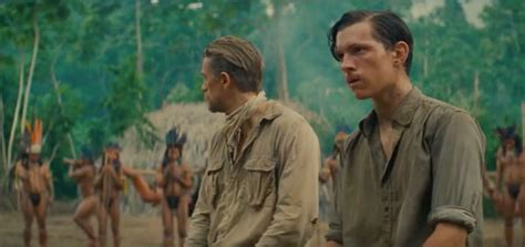 the lost city of z hunnam gets lost in the rainforest in lost city