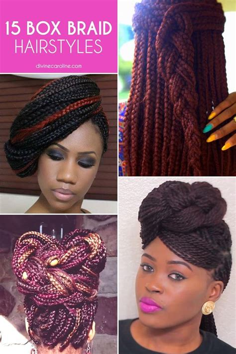 Braids Stylecrazy A Fashion Diary by Best 25 Box Braid Styles Ideas On Box Braids