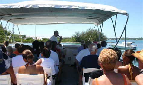 bermuda catamaran coral reef snorkel onboard experience royal caribbean international