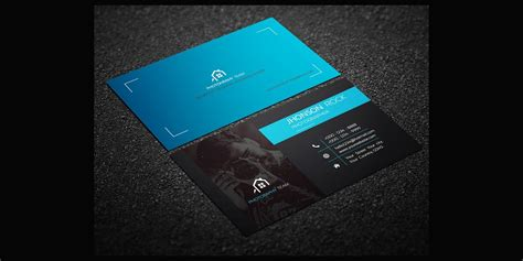 Photography Business Card Template Psd by 100 Free Business Cards Psd 187 The Best Of Free Business Cards
