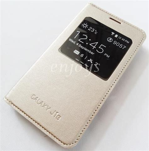 Flip Cover Samsung J1 View gold s view flip cover sam end 6 22 2018 4 28 pm