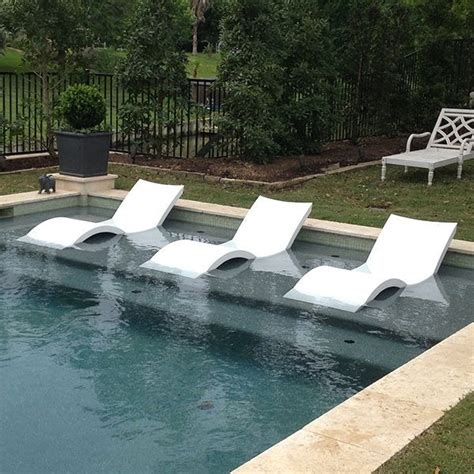 lounge chairs for pool deck chaise lounge ledge lounger outdoor lounges pool
