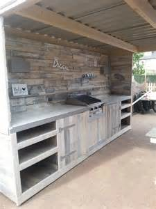 outdoor kitchen cabinets diy best 25 outdoor kitchen cabinets ideas on