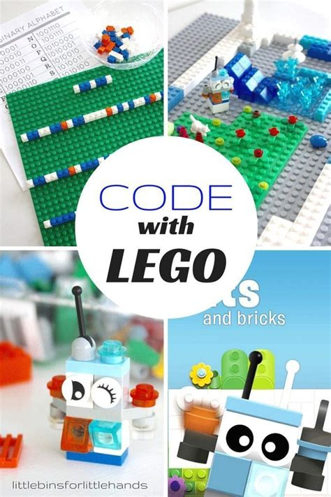 lego challenges for children lego computer coding stem activities for computer