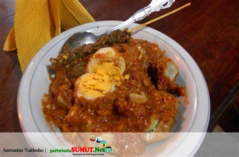 makanan tradisional khas karo pariwisata sumut