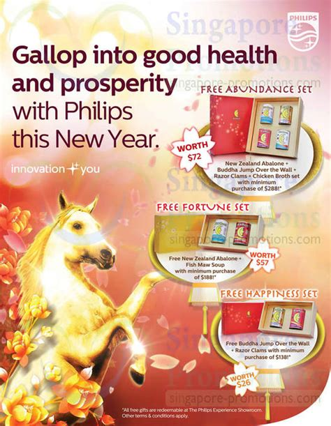 philips new year promotion philips appliances electronics cny promo offers price