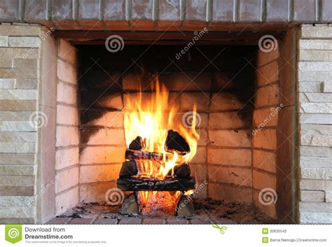 close up fireplace fireplace stock photos image 30635543