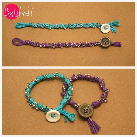 bracelets diy 27 diy bracelets to craft frugal family fair
