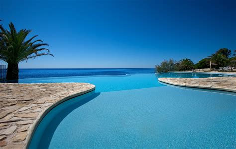 Infinity Pool by Hotel Costa Dei Fiori Italy Infinity Pools