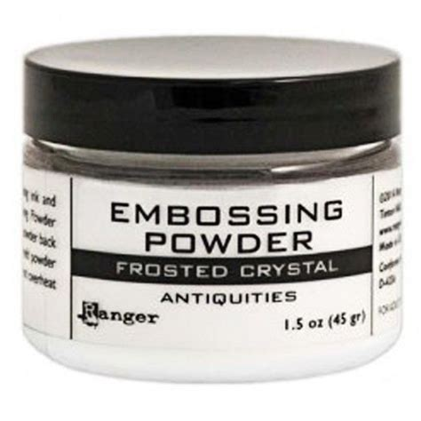 how to use embossing powder with rubber sts best 25 embossing powder ideas on embossing
