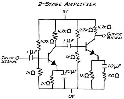 transistor lifier circuit exle experiment transistor circuit design