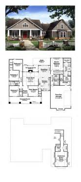 Ranch House Plans With Basement Interior Craftsman Ranch House Plans With Walkout