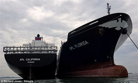 big boat dream man revealed the ghost fleet of the recession anchored just