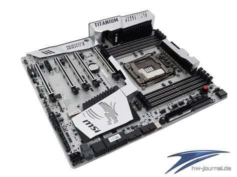 Msi X99a Xpower Gaming Titanium Intel Socket 2011v3 test msi x99a xpower gaming titanium hardware journal results from 3