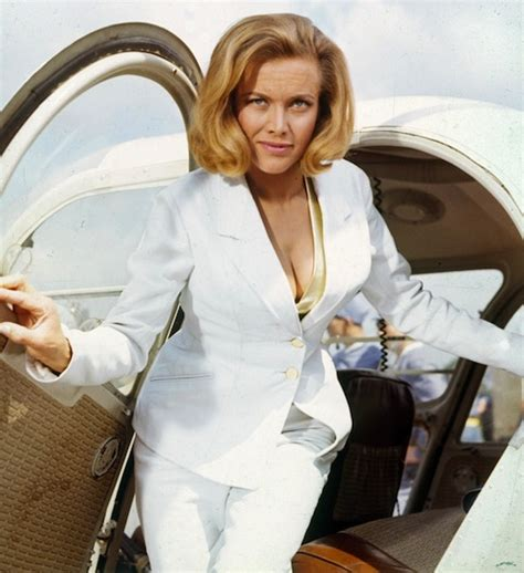 bond girl from goldfinger celebrates 90th birthday   page