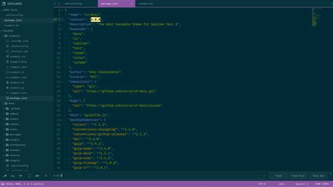 sublime text 3 solarized theme sublime boxy by ihodev