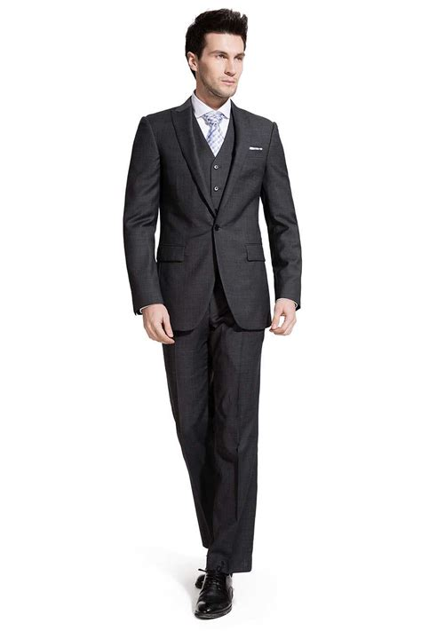 Three Suit Classic Otto Navy Blue Suit Ownonly