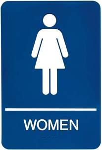 Women restroom sign www galleryhip com the hippest pics