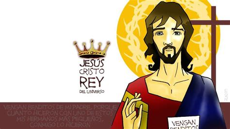 imagenes jesus rey universo blog de la parroquia de padr 243 n jesucristo rey del universo