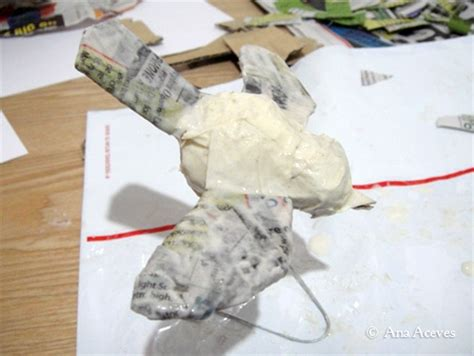 How To Make A Paper Mache Bird - welcome to cdct